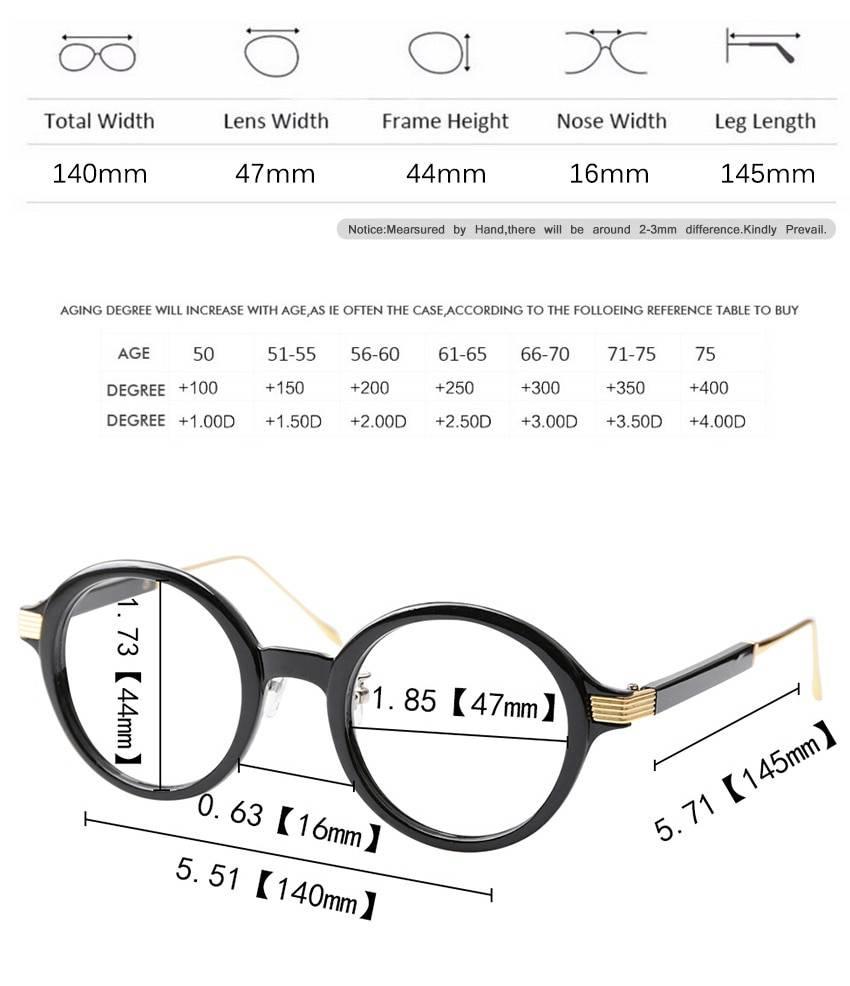 Очки для чтения - как выбрать и какие лучше?
