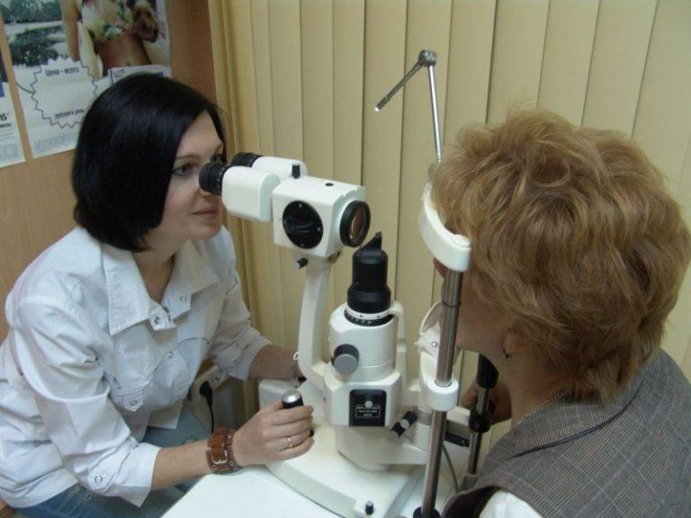 Циклоскопия глаза: методика проведения, показания и противопоказания