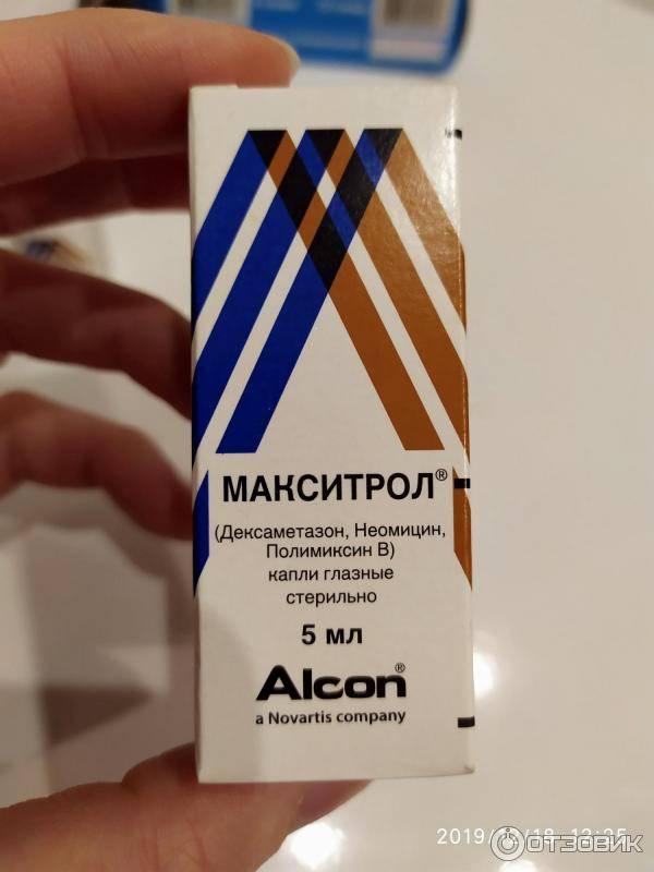 Глазные капли макситрол: инструкция по применению, аналоги и отзывы, цены в аптеках россии