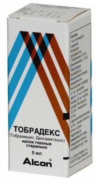 """Аналог """"тобрадекса"""" дешевый. """"тобрадекс"""" (глазные капли): инструкция, описание"""