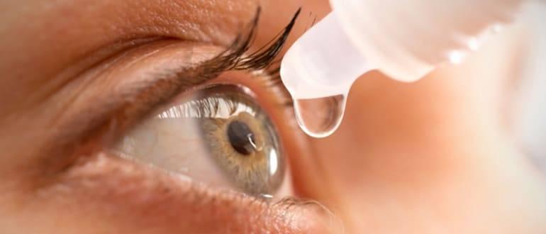 Все о синдроме сухого глаза или как побороть надоедливый симптом