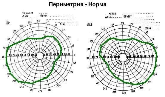 """Компьютерная периметрия глаза: что это такое, принцип работы и болезни, которые можно выявить - """"зо"""""""