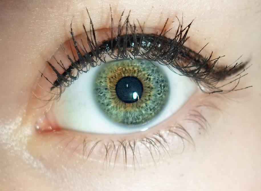Может ли меняться цвет глаз от настроения?