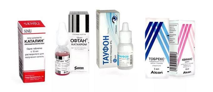 Глазные капли офтан катахром: польза и вред, инструкция по применению, отзывы