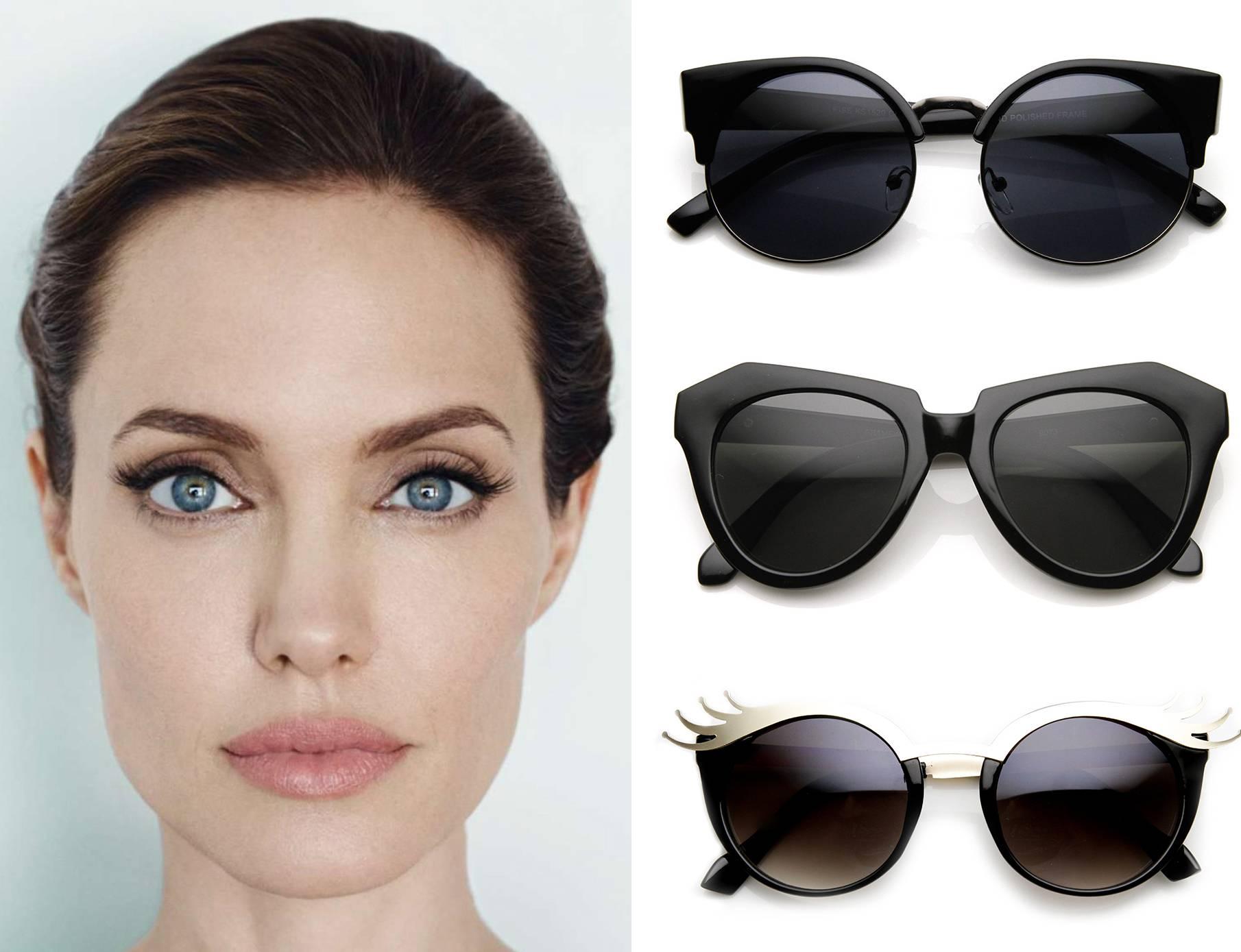 Круглые очки для зрения - кому подойдут, женские и мужские модели