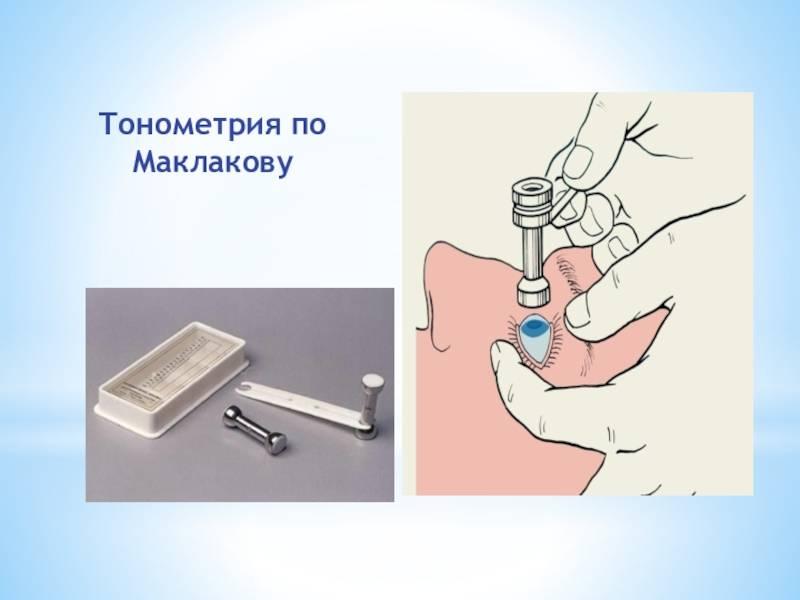 Принцип работы тонометра маклакова