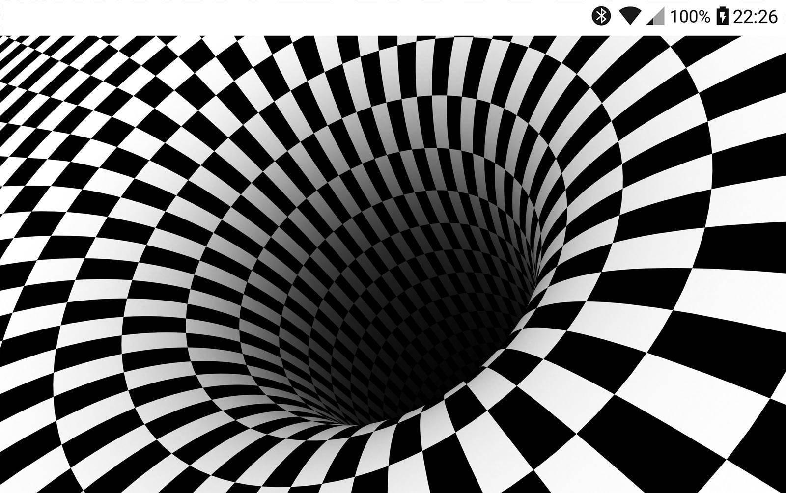 12 оптических иллюзий