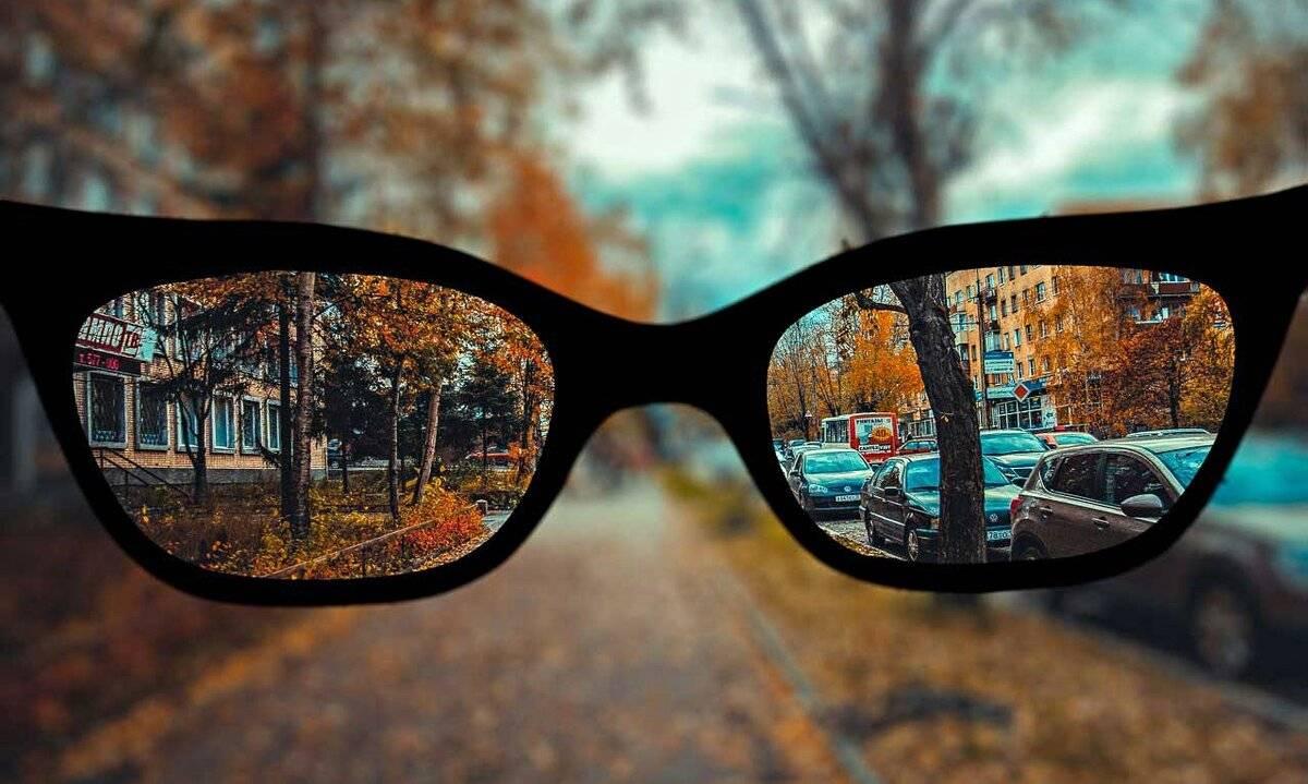Размытое зрение - расплывается в глазах