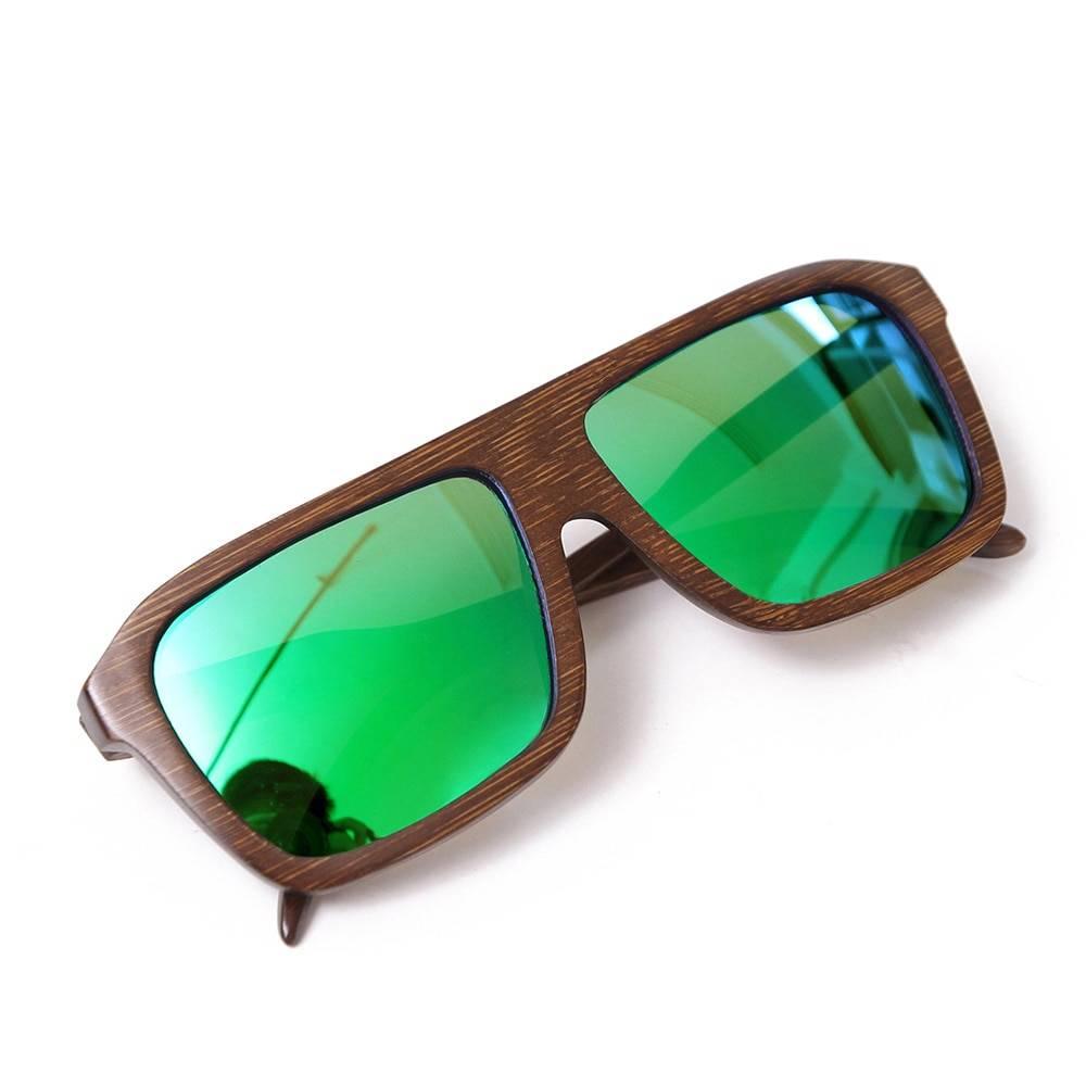 Зеленые солнцезащитные очки при глаукоме