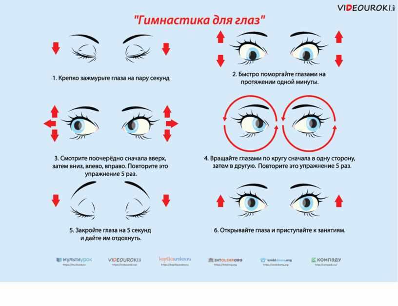 Тибетская гимнастика для глаз при глаукоме и катаракте: рекомендации по зарядкам и упражнениям для глаз