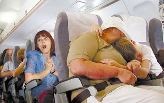 Можно лететь на самолете после операции на сетчатке глаза
