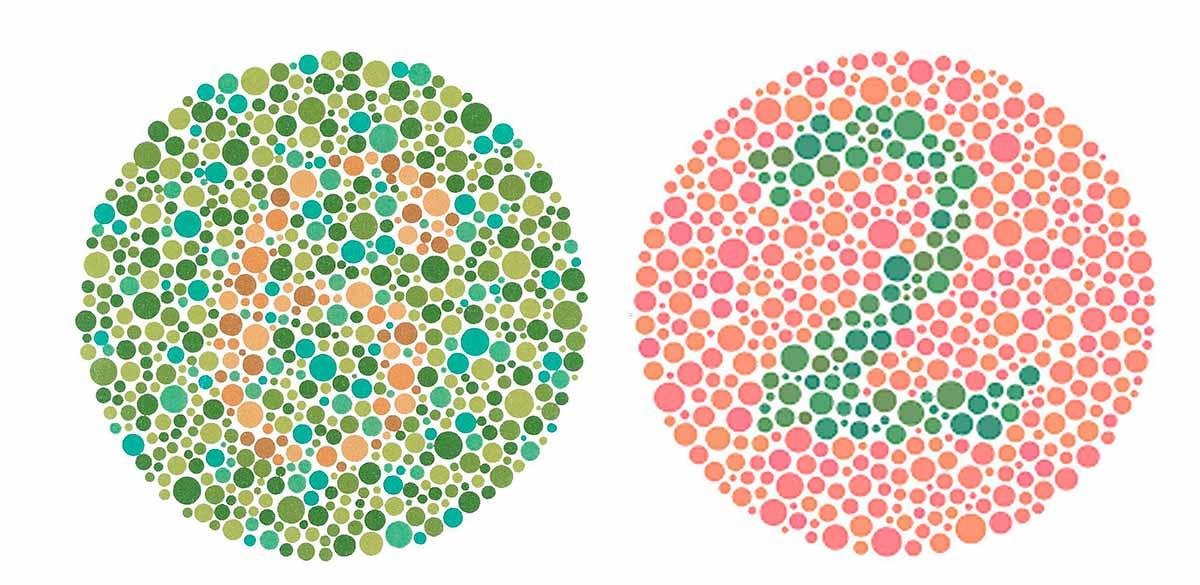Что такое нарушения цветовосприятия: причины и лечение