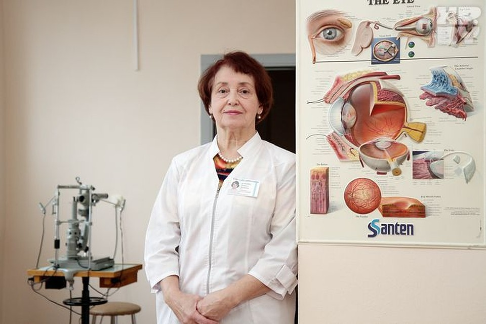 Нейроофтальмология - вики