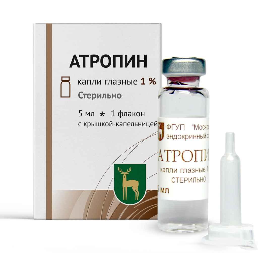 Глазные капли атропин: описание, показания, инструкция по применению, цена, аналоги и отзывы