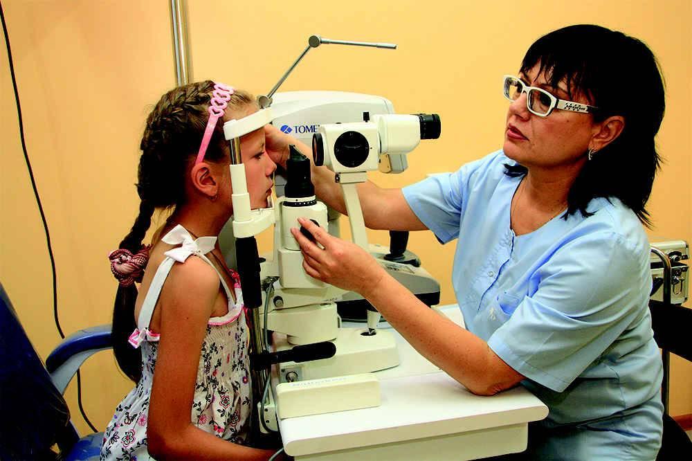 Плеоптическое лечение для глаз