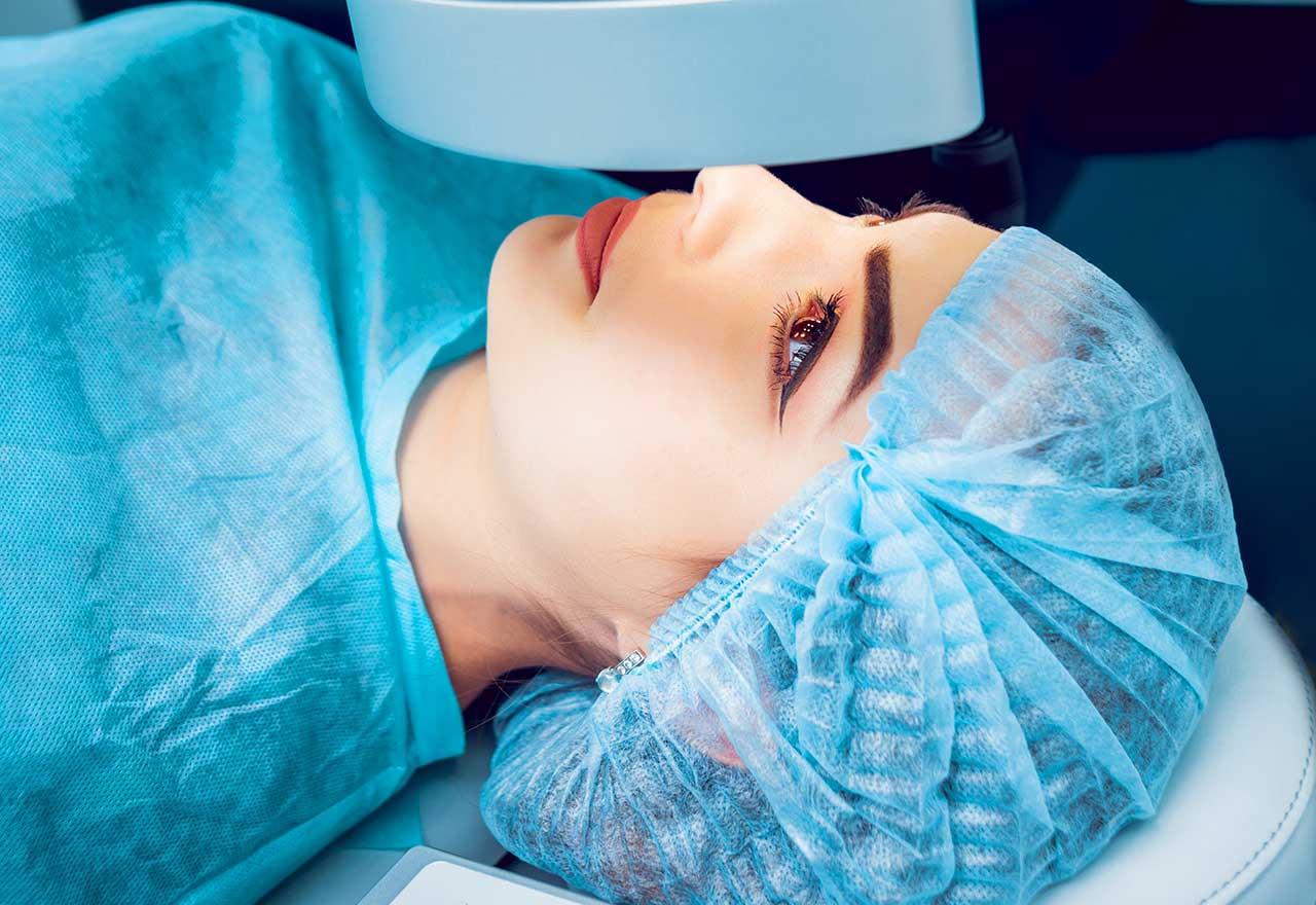 лазерная коррекция зрения smile или «почему мы делаем smile»