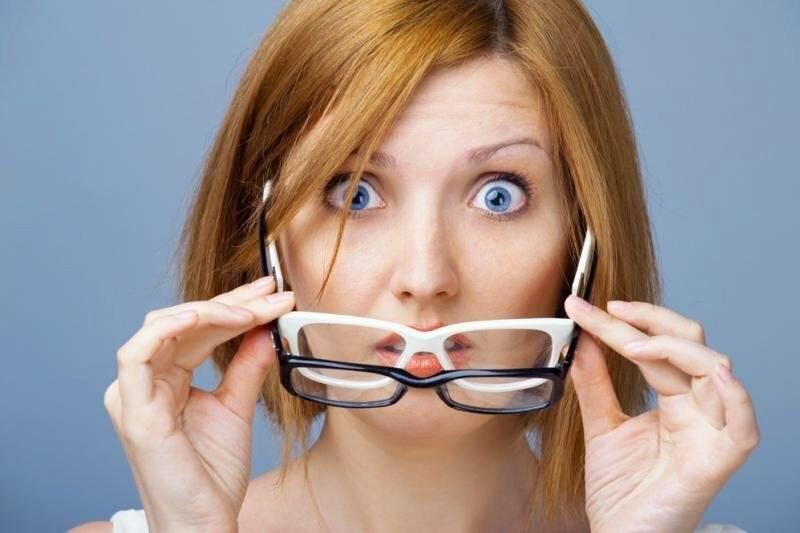 О нарушениях зрения