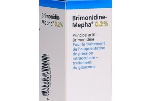 Бримонидин глазные капли: отзывы, цена, инструкции, аналоги