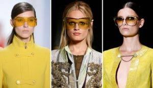Для чего носят очки с желтыми стеклами