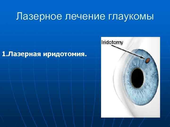 Лечение глаукомы лазером, плюсы и минусы операции