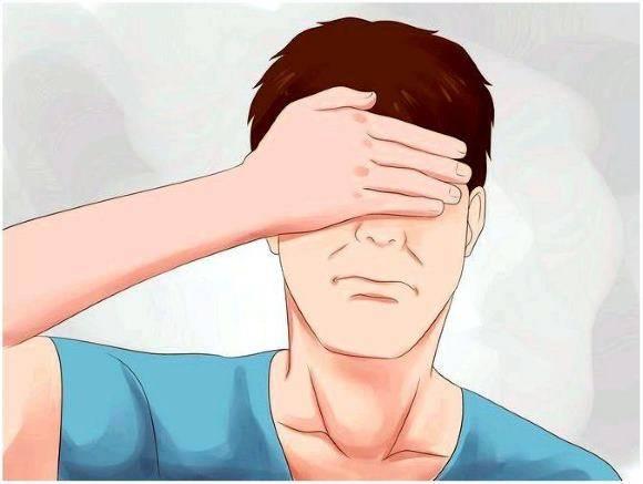 Боязнь света: как называется, симптомы, лечение светобоязни