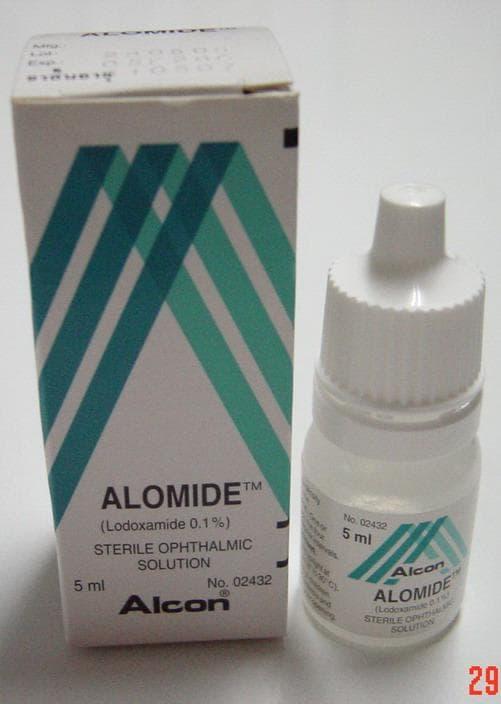 Капли для глаз от аллергии взрослым и детям – названия и описание
