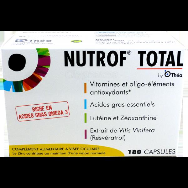 Описание биологической добавки - нутроф тотал