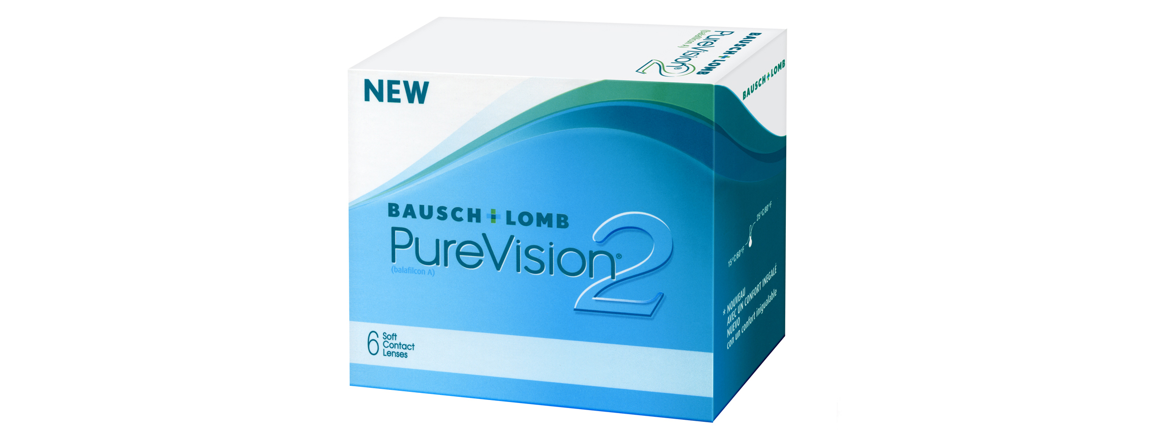 На обзоре контактные линзы pure vision 2 hd — отзывы покупателей и обзор моделей