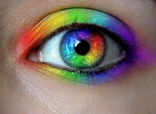 Радужные линзы для глаз все цвета радуги - 103doctor.ru