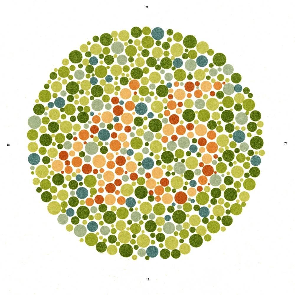 Как лечить дальтонизм: принцип лечения и основные методики — глаза эксперт