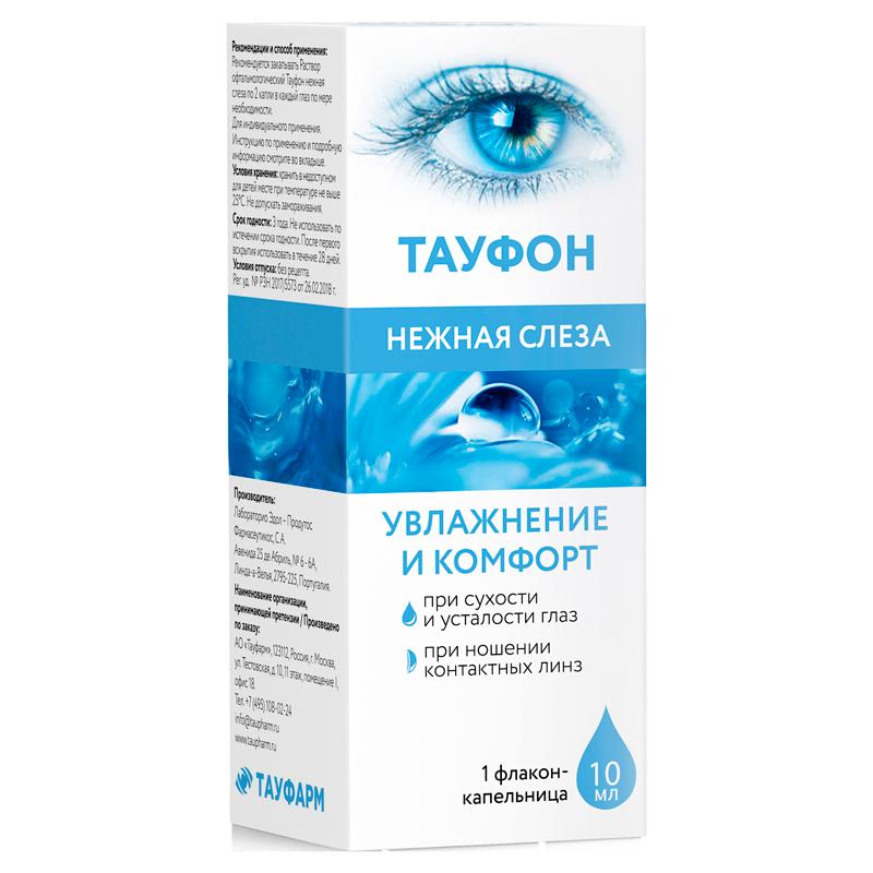 Инструкция по применению цинковых капель для глаз
