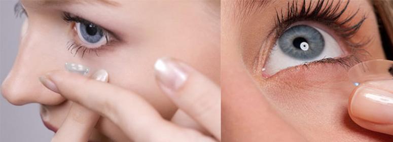 10 мифов о контактных линзах, в которые все верят