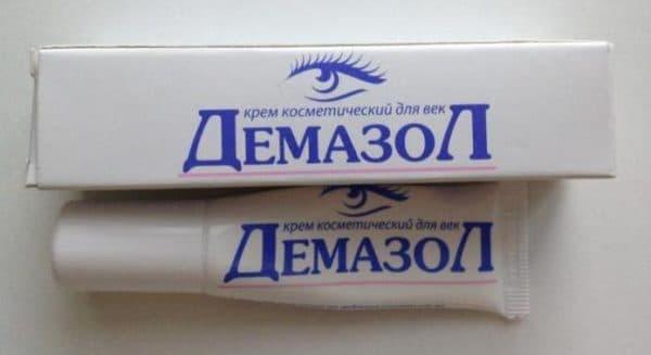Демалан крем