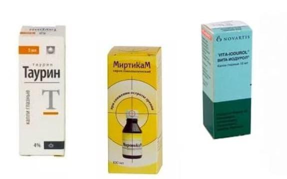 Витамины для глаз в каплях для улучшения зрения