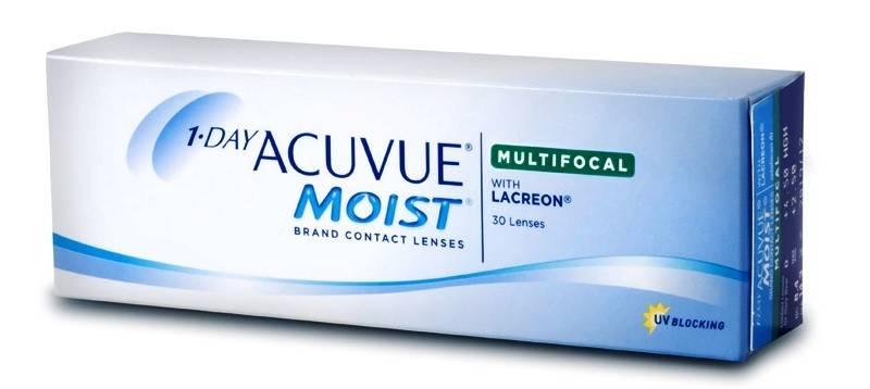Мультифокальные контактные линзы как подобрать: интраокулярные, ежедневной замены, что это такое