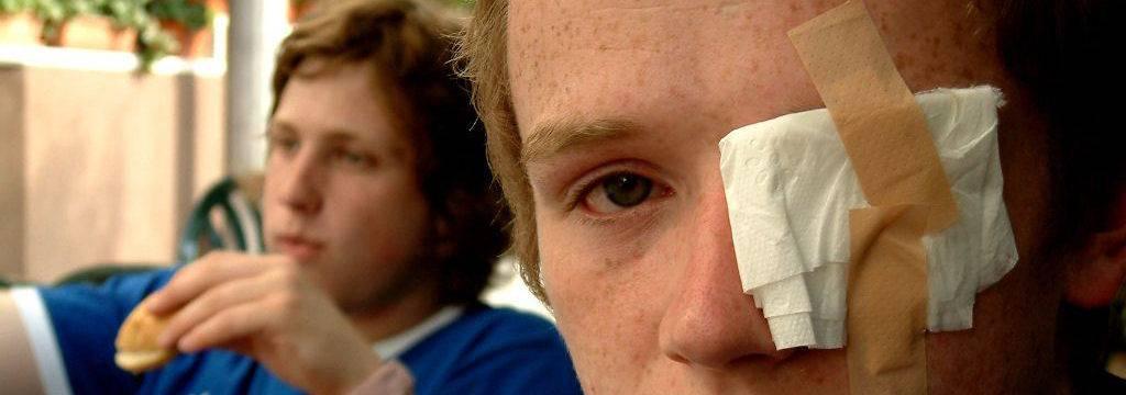 Проникающие ранения глаза. клиники. консультация офтальмолога.