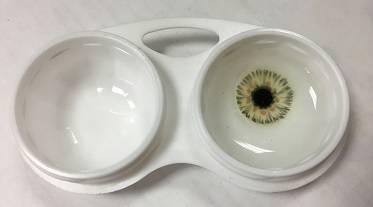 Все о линзах для глаз цветных не для зрения – польза и вред