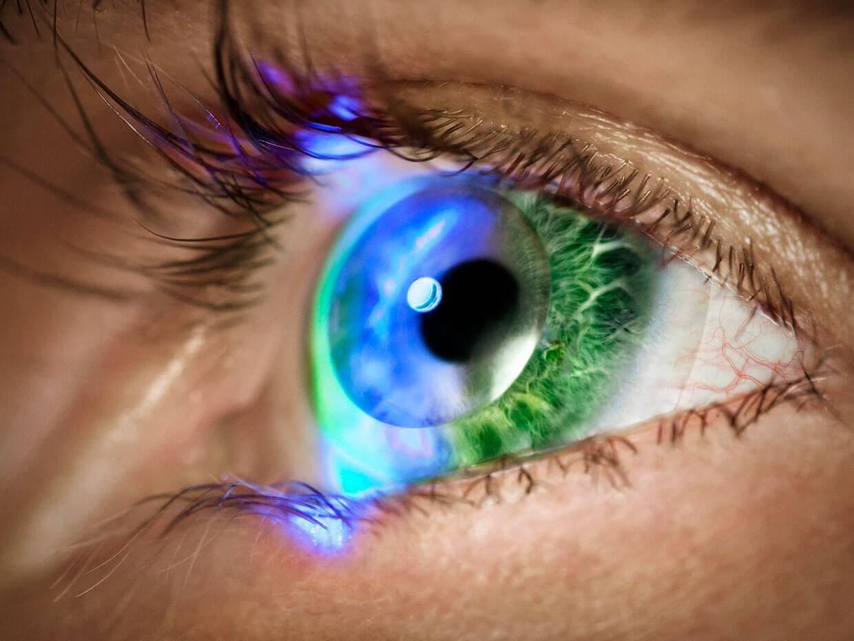 Как изменить цвет глаз: можно ли, в домашних условиях, без линз, без операций