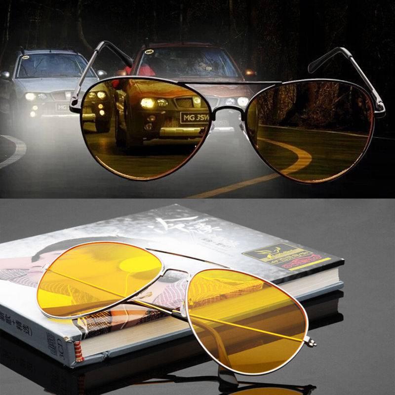 Антибликовые очки для водителей – снижение нагрузки на зрение на дороге