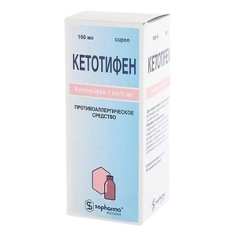 Кетотифен капли глазные - инструкция, цена, отзывы - про глаза