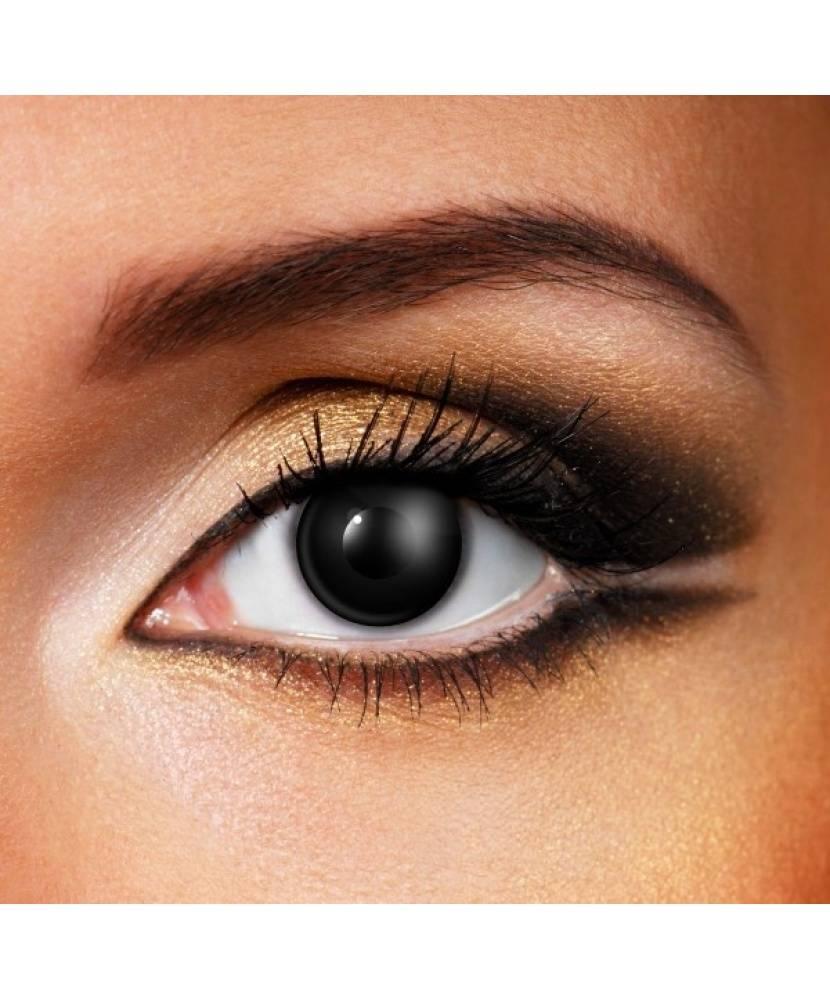 Что такое черные склеральные линзы и для чего они применяются?