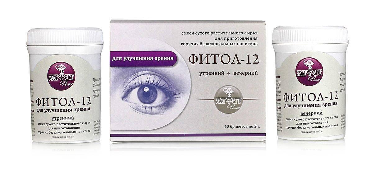 Витамины для глаз для улучшения зрения список который тебе пригодится