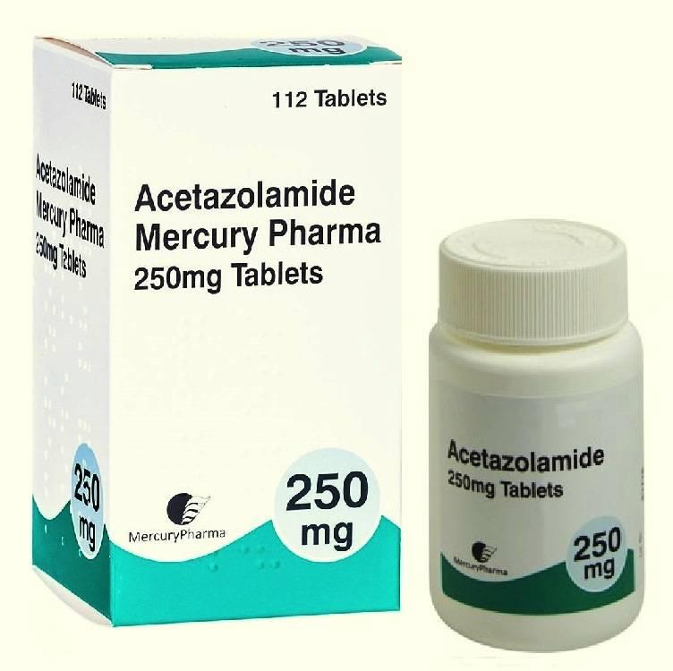 Инструкция к таблеткам ацетазоламид: состав и форма выпуска, показания к применению, аналоги и отзывы