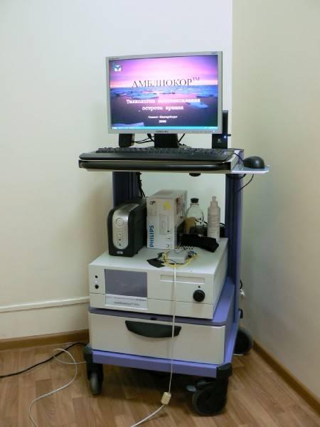 Аппаратное лечение глаз амблиокор