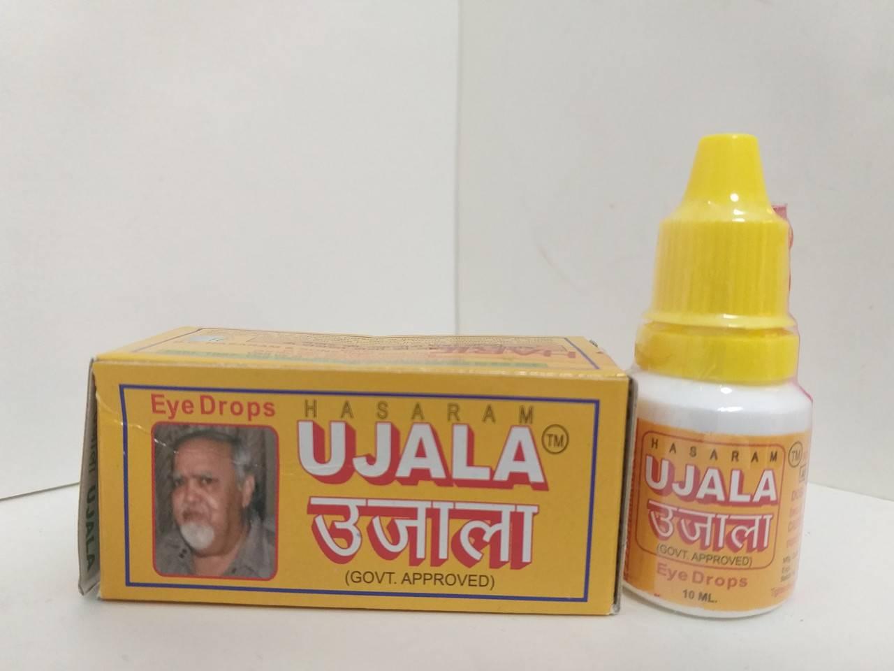 Уджала - глазные капли и особенности применения