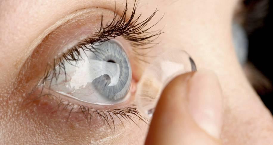 Что делать если порвалась контактная линза. почему контактные линзы рвутся? а как насчет минусов
