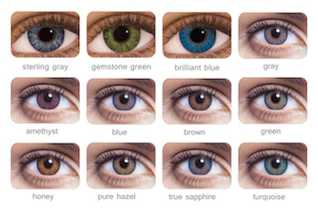 Лучшие контактные линзы для глаз: рейтинг контактных линз на месяц, однодневных, длительного ношения, для чувствительных глаз