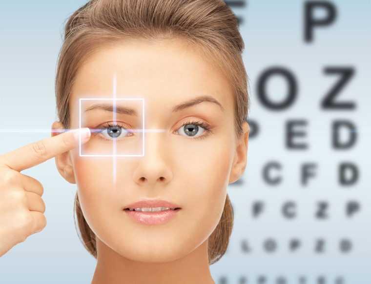 Влияние освещения на зрение