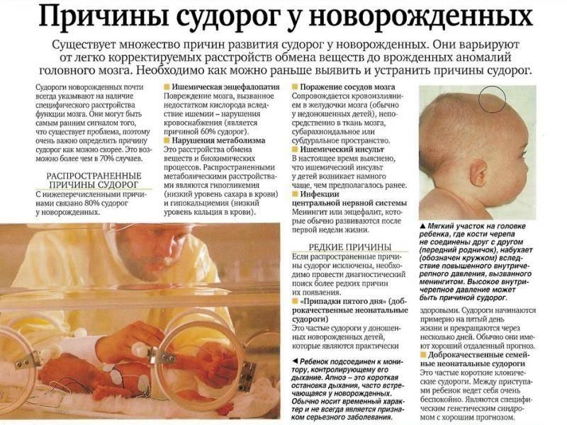 Новорожденный закатывает глаза   уроки для мам
