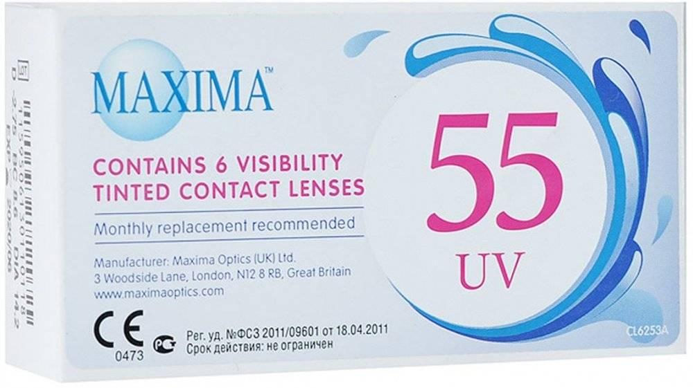 Особенности линз maxima